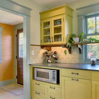kitchen door ideas with moulding
